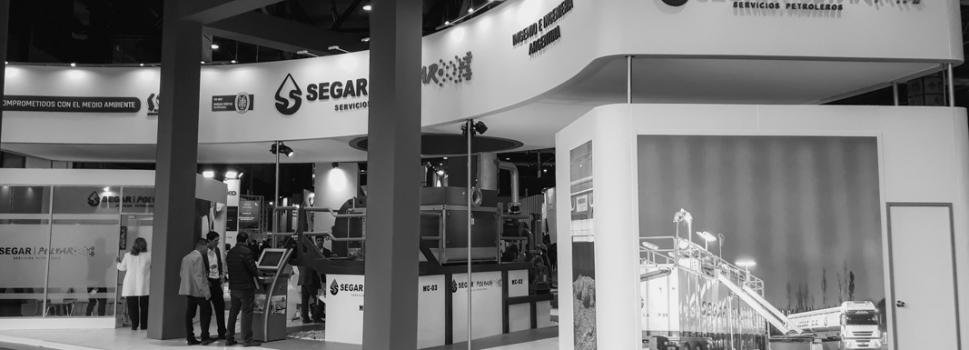Segar y Polyar presentes en la Exposición Internacional del Petróleo y del Gas XII 2019