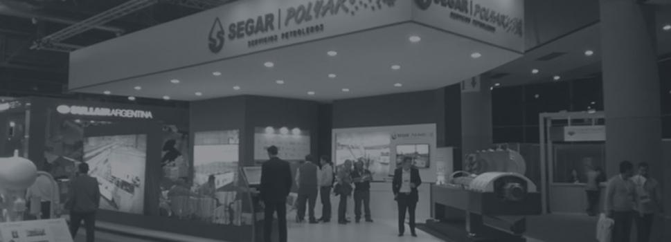 Segar y Polyar presentes en la décima edición de la Exposición Internacional del Petróleo y del Gas.